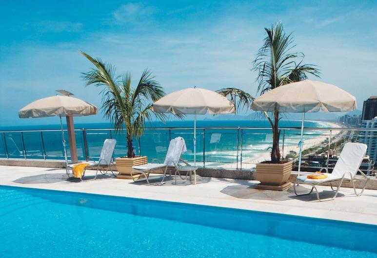 Windsor Barra Hotel, Rio de Janeiro, Svømmebasseng