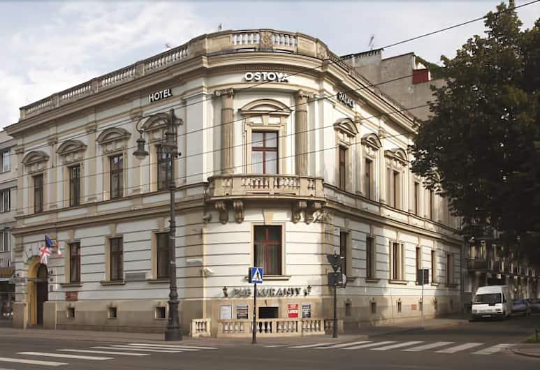 Ostoya Palace Hotel, Kraków, Exteriör