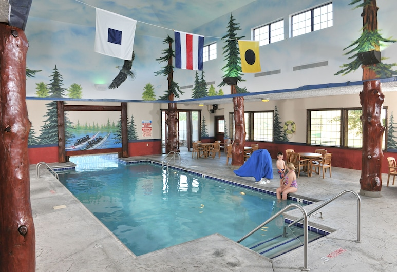 Stoney Creek Hotel Quad Cities - Moline, Moline, Piscina Exterior