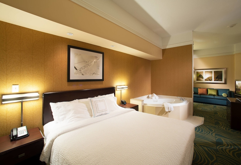 SpringHill Suites by Marriott Annapolis, Annapolis, Studio, 1 King Bed, Non Smoking, Guest Room