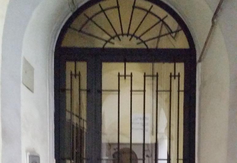 Hotel Tourist, Naples, Hotel Entrance