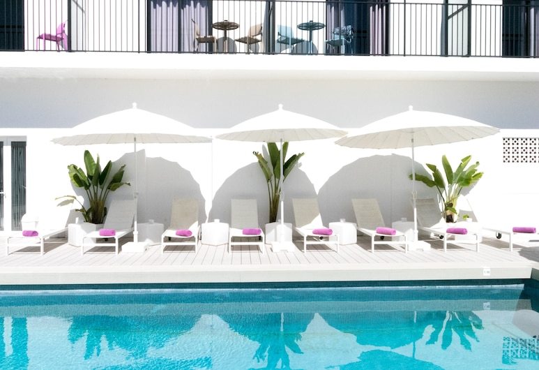 The Purple Hotel by Ibiza Feeling - Caters to Gays - Adults only, Sant Antoni de Portmany