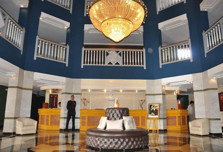 Mogador Opera Hotel & Spa, Marrakech, Reception