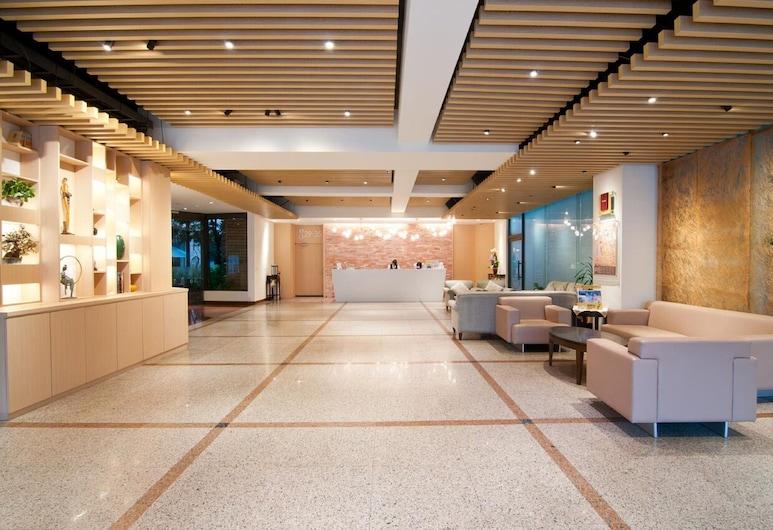 麗格休閒飯店, 花蓮市, 標準雙人房, 客房
