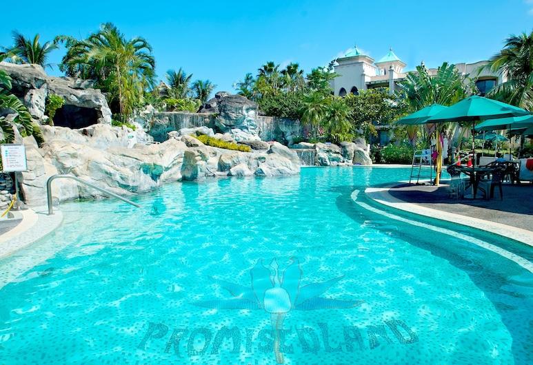 花蓮理想大地渡假飯店, 壽豐鄉, 室外泳池
