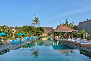 Picture of Vila Ombak Hotel in Gili Trawangan