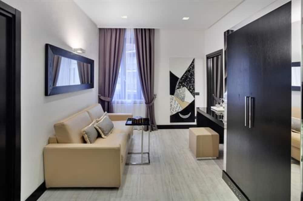 Suite Romantis, hot tub - Area Keluarga