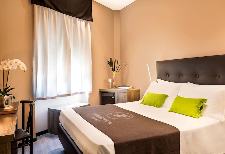 Hotel Mentana, Mílanó, Standard-herbergi fyrir tvo - 1 tvíbreitt rúm - Reyklaust, Herbergi
