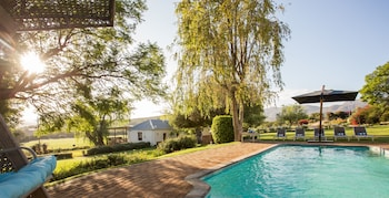 Picture of Swartberg Country Manor in Oudtshoorn