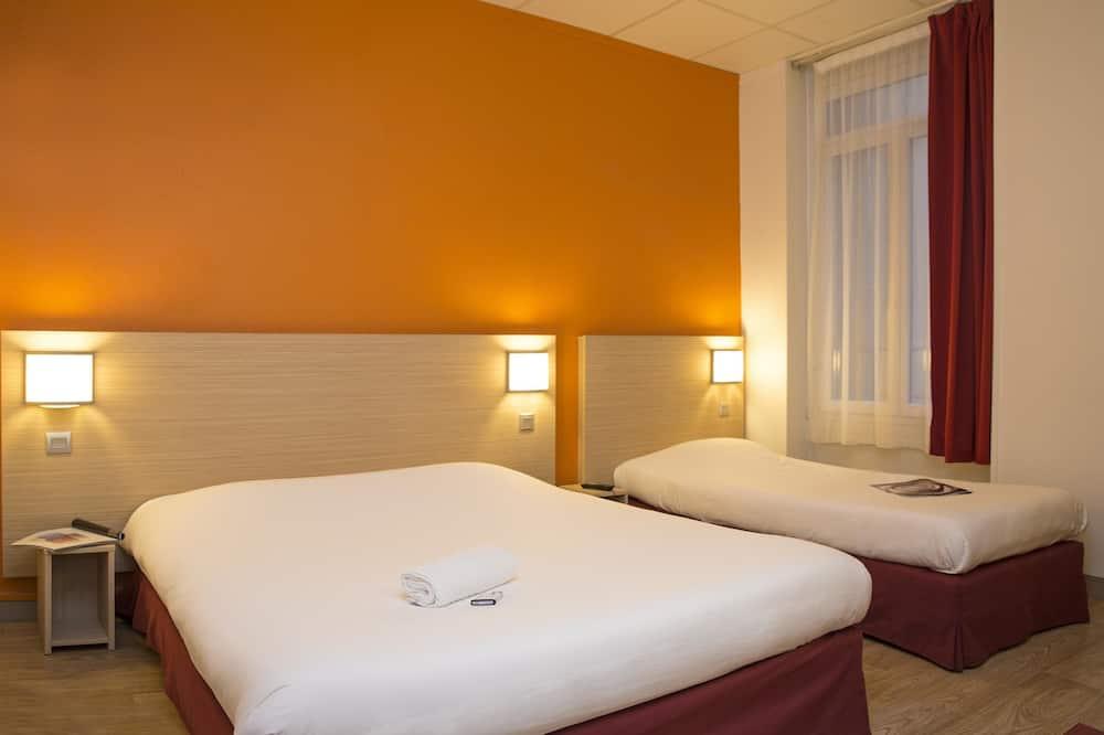 Standartinio tipo dvivietis kambarys (2 viengulės lovos), 2 viengulės lovos - Svečių kambarys