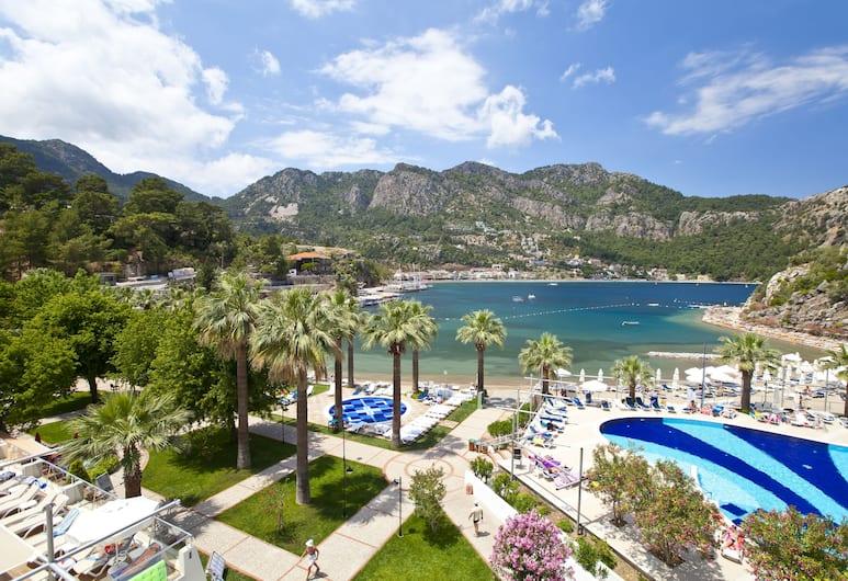 Turunc Resort - All Inclusive, Marmaris, Naktsmītnes teritorija