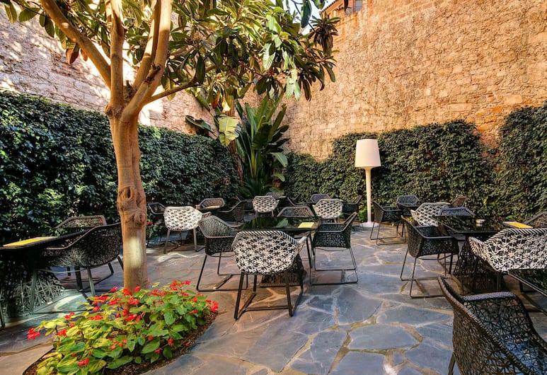 Olivia Plaza Hotel, Barcelone, Bar de l'hôtel