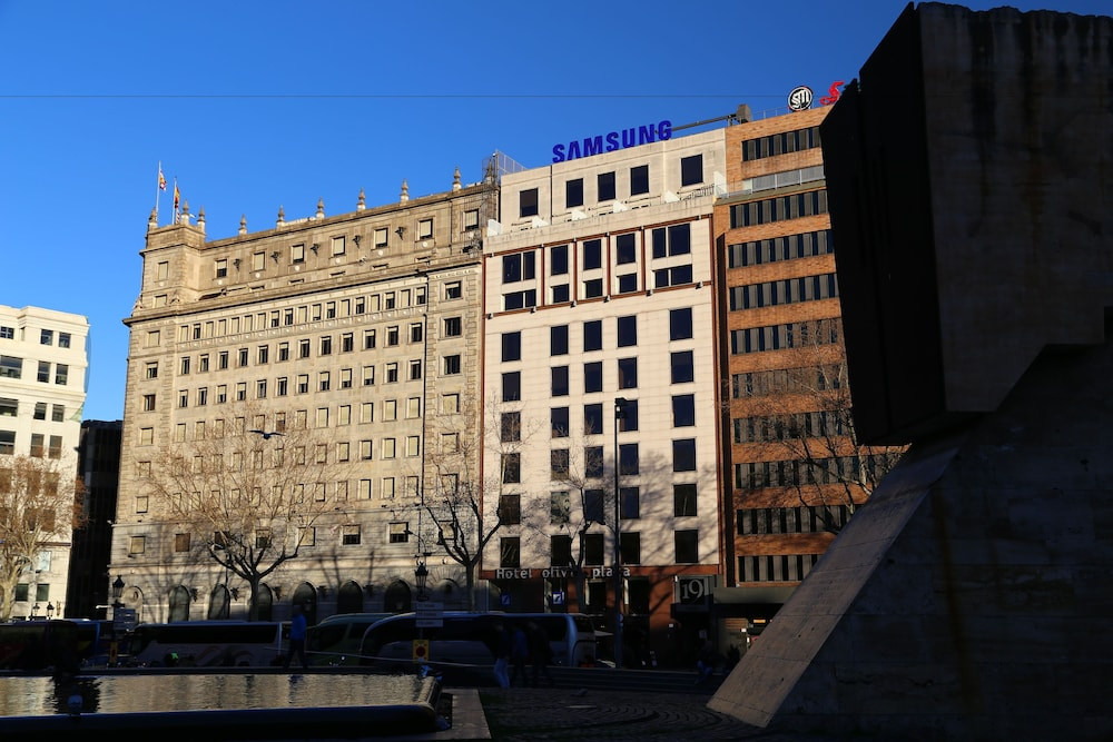 Book olivia plaza hotel in barcelona for Hotels a bcn