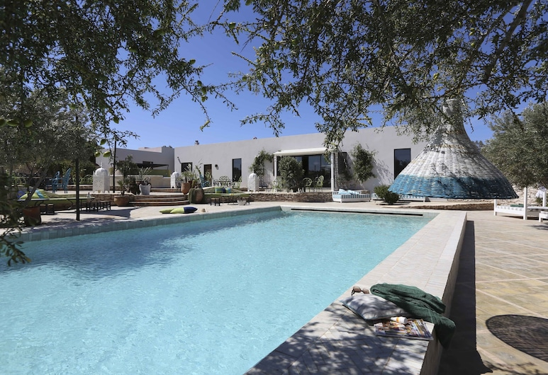 Hotel Riad Villa Maroc, Essaouira, Kolam Terbuka