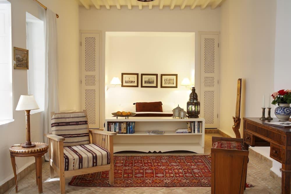 Családi szoba - Nappali rész