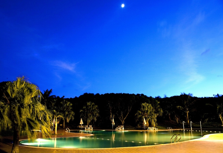 Kentington Resort, Manzhou, Piscina Exterior