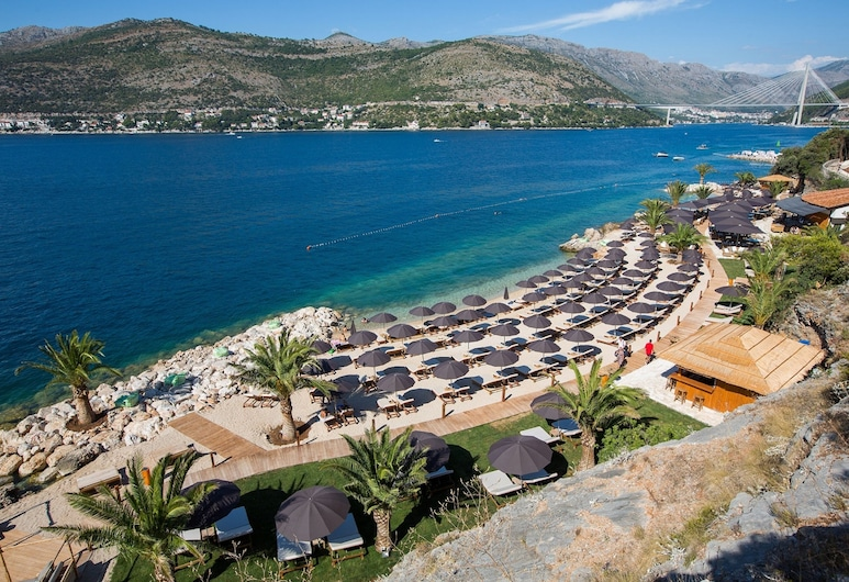 Tirena Sunny Hotel by Valamar, Dubrovnik, Playa