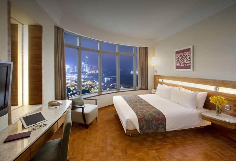 ロテル コーズウェイベイ ハーバー ビュー (如心銅鑼灣海景酒店), 香港, 客室