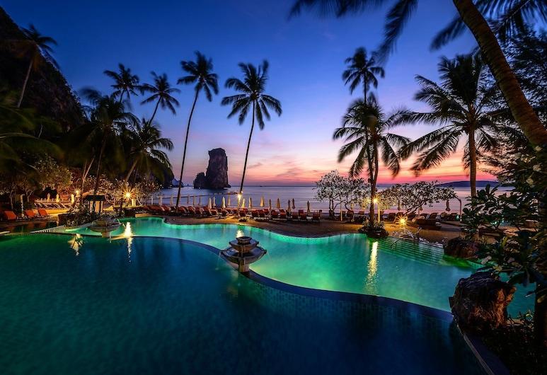 Centara Grand Beach Resort & Villas Krabi, Krabi, Binnen/buitenzwembad