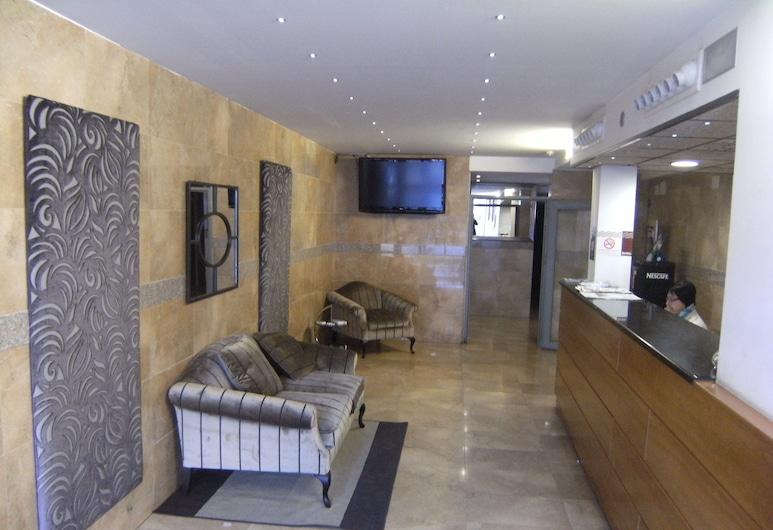 Hotel Boutique Maza, Zaragoza, Reception