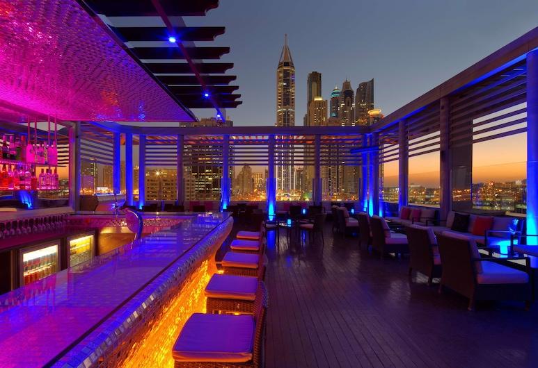 杜拜媒體城麗笙飯店, 杜拜, 飯店內酒吧
