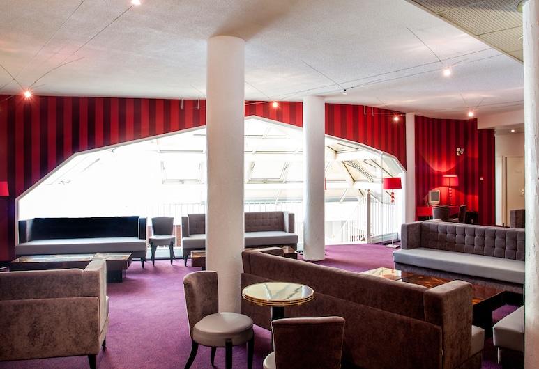 Hotel Saint Sauveur, Lourdes, Otel Dinlenme Salonu