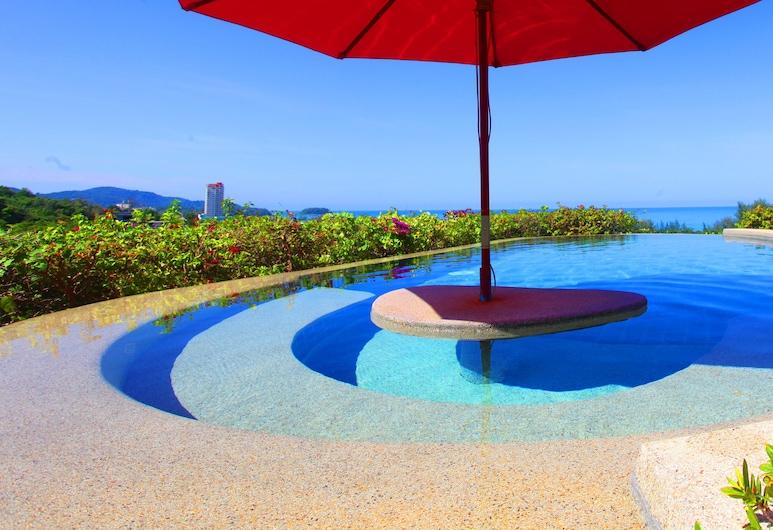 Pacific Club Resort, Karon, Pool