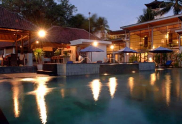 Villa Puri Ayu, Denpasar, Hồ bơi