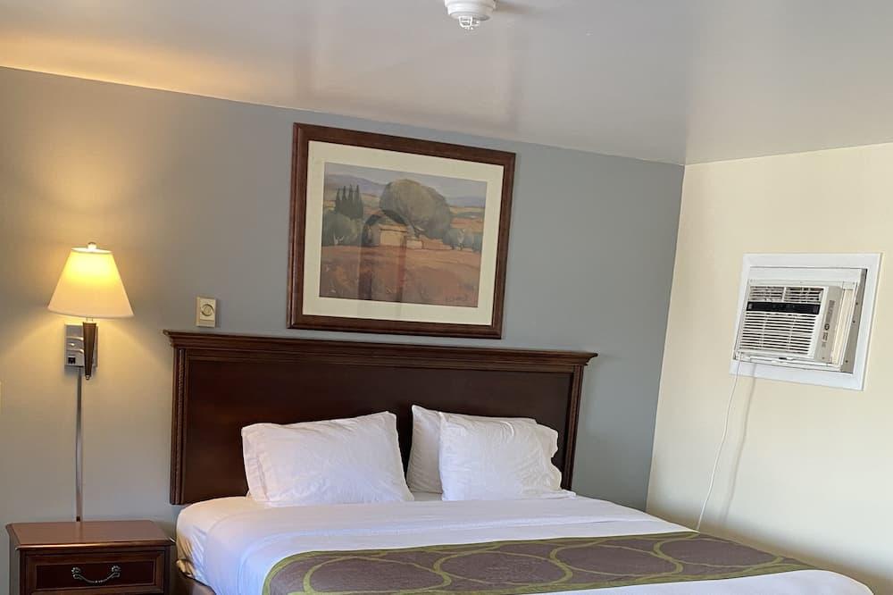 Štandardná izba, 1 extra veľké dvojlôžko - Hosťovská izba