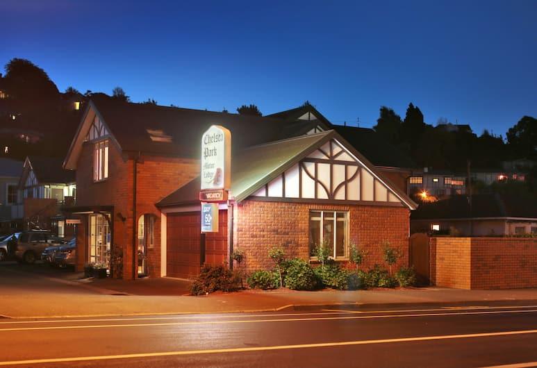 Chelsea Park Motor Lodge, Nelson, Extérieur