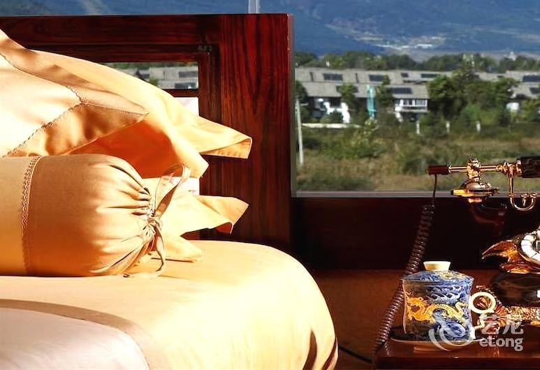 Wonderport International Hotel, Lijiang, Chambre