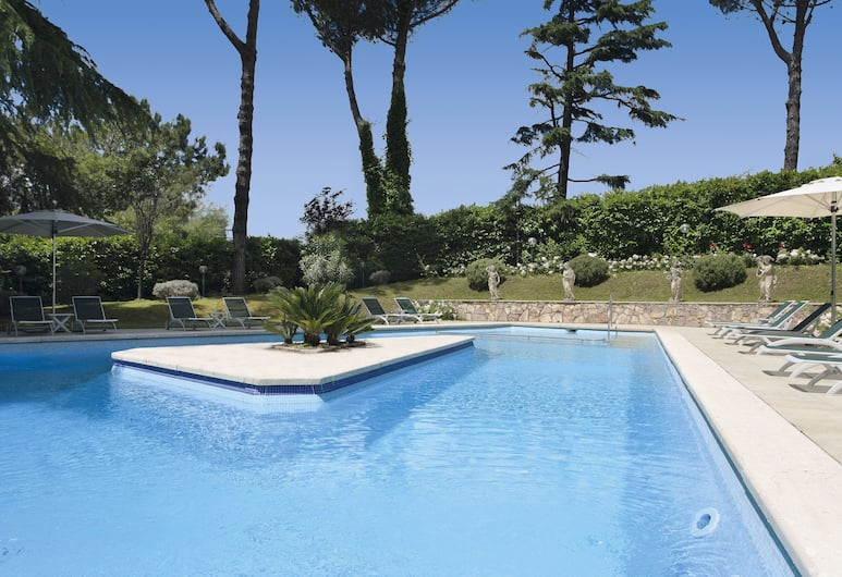 Hotel Eurogarden, Rome, Outdoor Pool