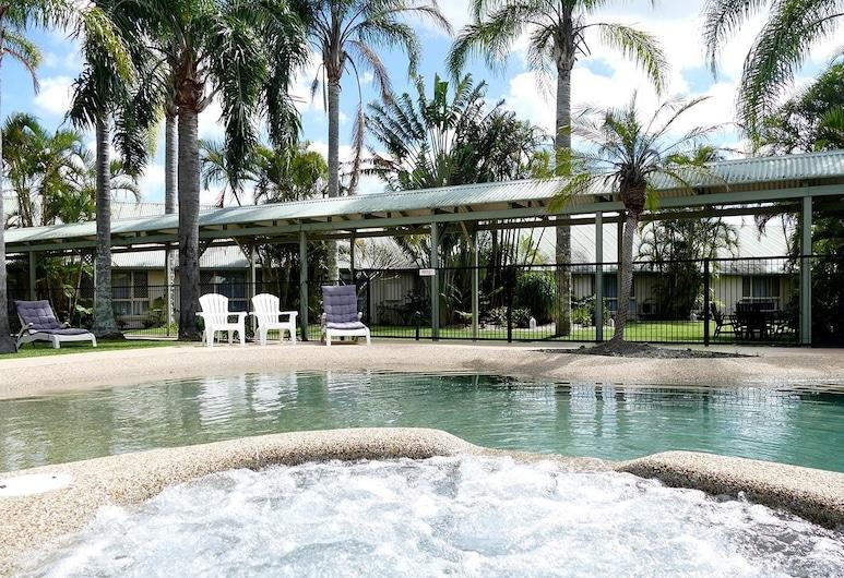 巴里納拜倫島民渡假村及會議中心, 西巴利納, 室外游泳池