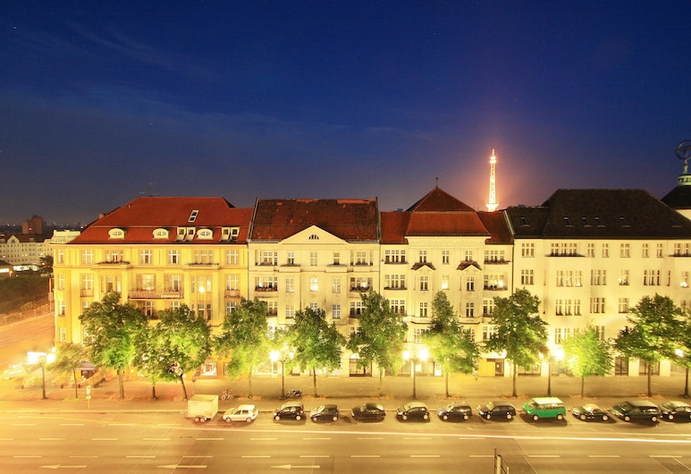 Hotel Brandies Berlin, Berlín, Výhľad z hotela
