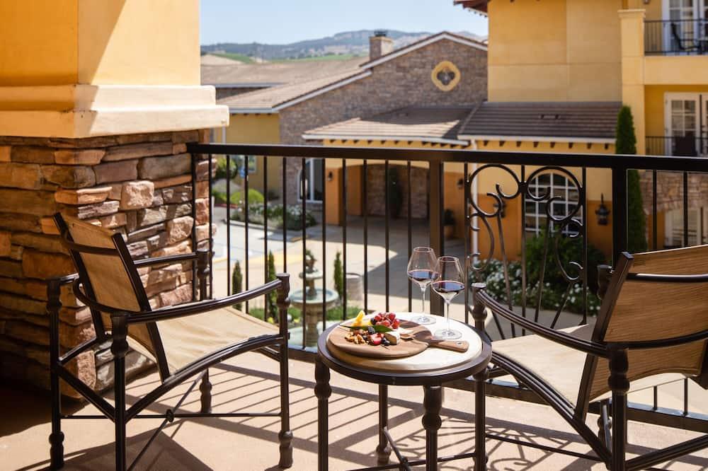 Habitación Deluxe, 2 camas Queen size, con acceso para silla de ruedas - Terraza o patio