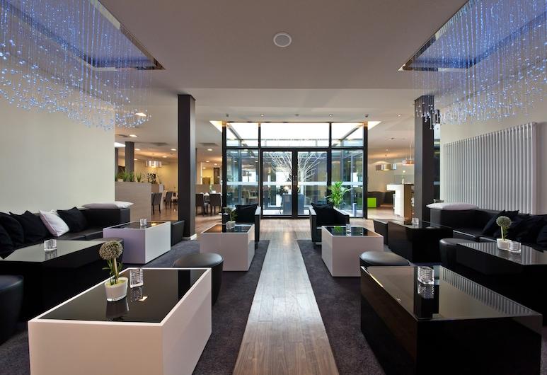 漢堡中心諾富姆飯店, 漢堡, 飯店內酒廊