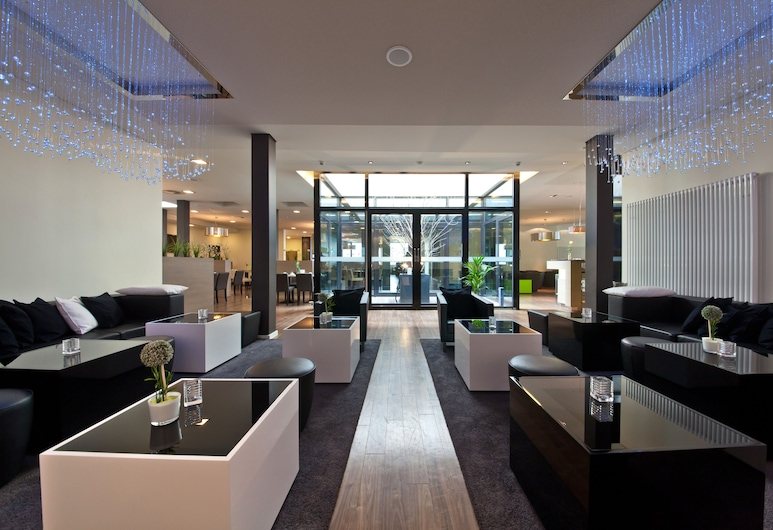 Novum Style Hotel Hamburg-Centrum, המבורג, טרקלין המלון