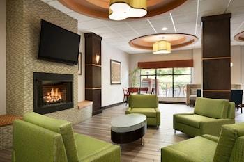 Nuotrauka: Holiday Inn Express Knoxville-Strawberry Plains, Noksvilis