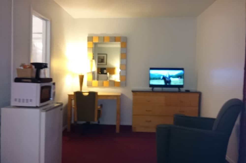 Room, 2 Katil Kelamin (Double), Non Smoking, Refrigerator & Microwave - Peti Sejuk Mini