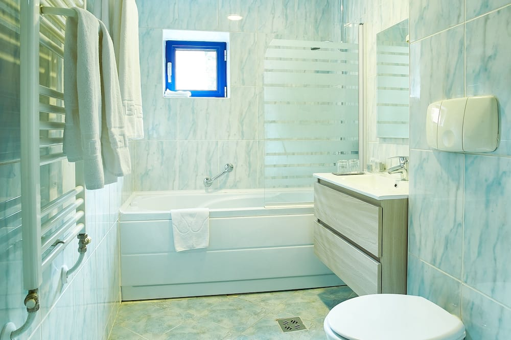Apartament standardowy typu Suite - Łazienka