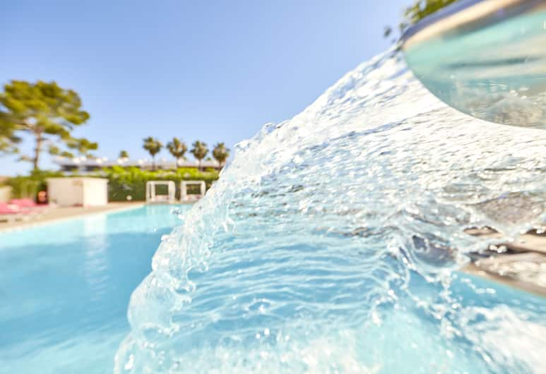 Hotel Astoria Playa - Adults Only, Alcudia, Air Terjun Kolam Renang