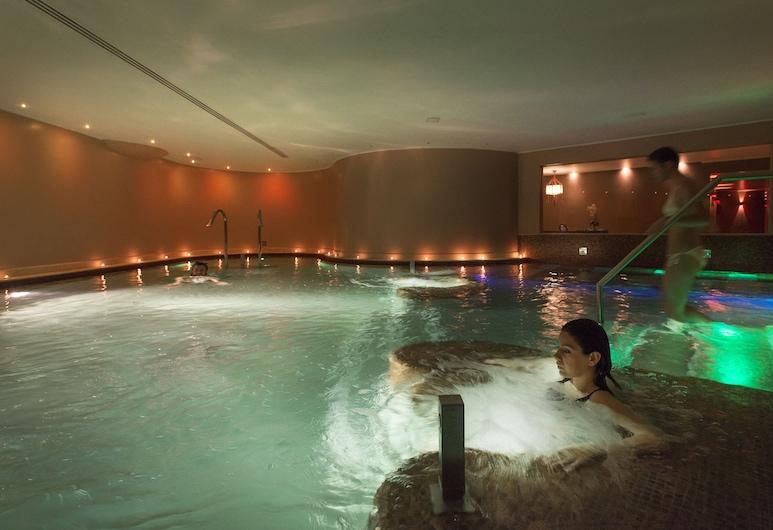 Ambasciatori Place Hotel, Fiuggi, Indoor Spa Tub
