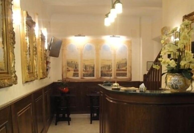 聖十字酒店, 佛羅倫斯, 櫃台