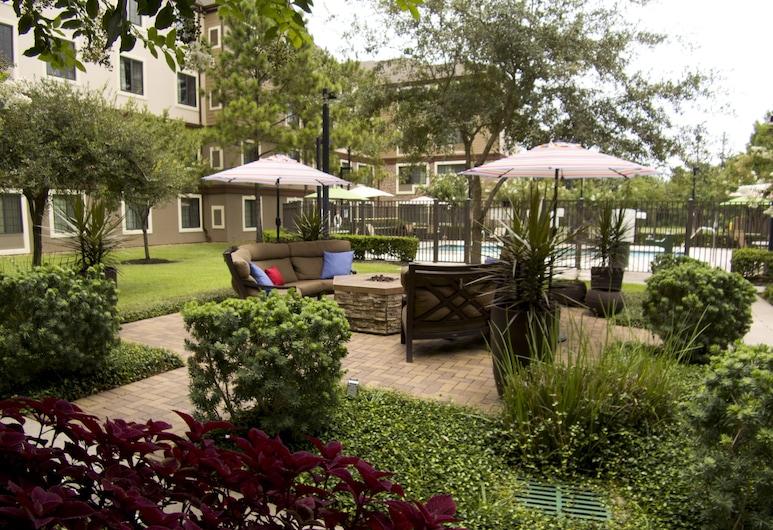 Staybridge Suites Houston West / Energy Corridor, Houston, Área da acomodação