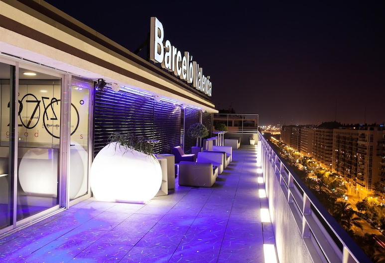 Barcelo Valencia Hotel, Valencia, Fachada del hotel