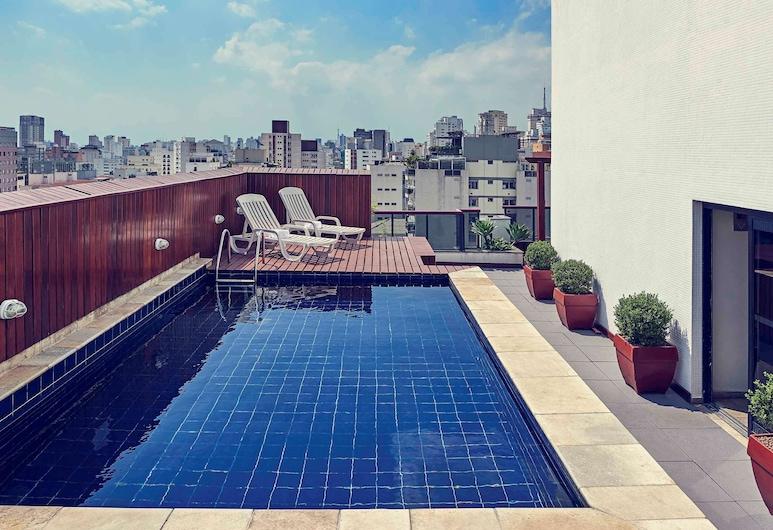 Mercure Sao Paulo Pamplona Hotel, São Paulo, Pool