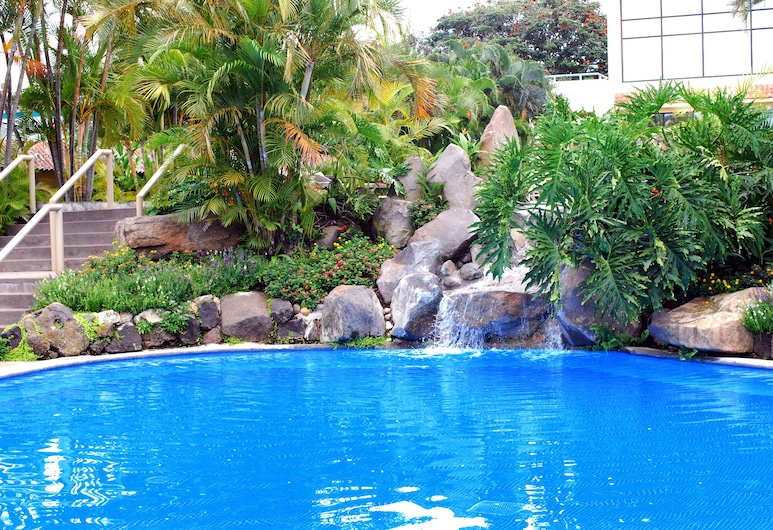 Wyndham San Jose Herradura Hotel & Convention Center, Ciudad Cariari, Venkovní bazén