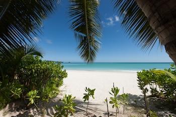 ภาพ Acajou Beach Resort ใน เกาะปราสลิน