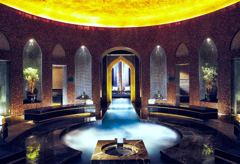 Al Areen Palace And Spa By Accor, Zallaq, Idromassaggio al coperto