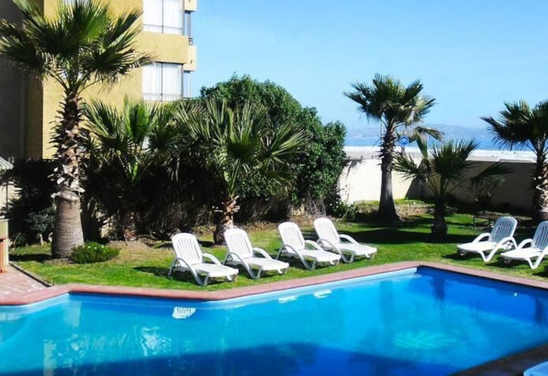 Hotel Canto del Mar, לה סרנה, בריכה